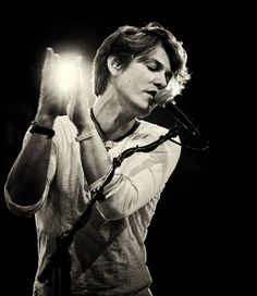 Taylor Hanson... Still love him even though he has 5 kids!!!