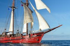 Schepen SAIL 2015 | Tall Ships Atyla uit Spanje
