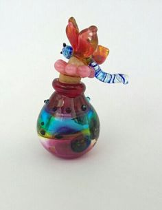 dragonfly perfume bottle by LiNda Ruth WiLSoN