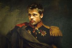 Facebook Steve Payne | This Artist Turns Legendary Actors Into Napoleonic Generals
