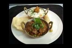 South African Chicken & Prawn Curry