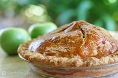 The best easy filling for homemade apple pie recipe. | http://homemaderecipes.com/course/desserts/homemade-apple-pie-recipe-from-scratch/