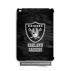 Oakland Raiders Custom 2 iPad Air Mini 2 3 4 Case Cover - Cases, Covers & Skins