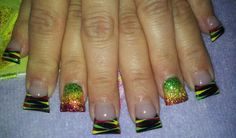 ashly is amazing look at her RASTA style......  https://www.facebook.com/pages/Ashly-Ketchums-Nails-at-Shaidz-Salon/118087514986347