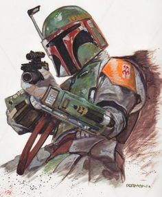 Dave Dorman is one of the greats when it comes to Star Wars art. While he may not be on the same level as concept artists like Ralph McQuarrie and Joe Johnston whose artwork directly affected the f…