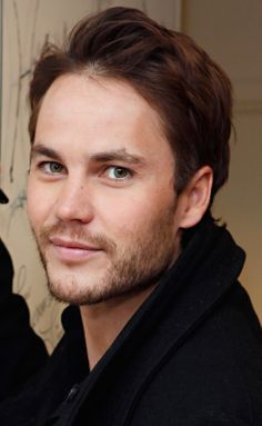 Taylor Kitsch.  Pinned before, he's just dreamy!