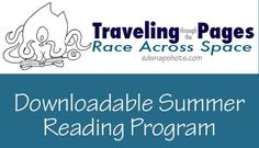Race Across Space Summer Reading Program