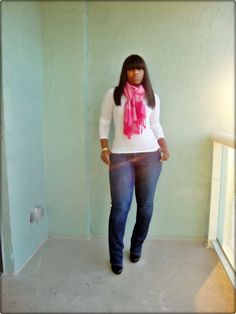 Curves and Confidence | Inspiring Curvy Women One Outfit At A Time: January 2011