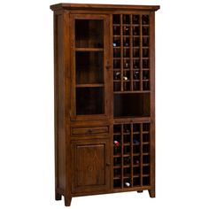 Tuscan Retreat Oxford Tall Wine Storage Hillsdale Furniture Wine Cabinets Wine Storage Kit