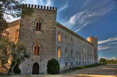 Castle of Donnafugata (Ragusa) Sicilia, Italia