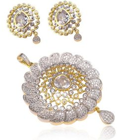 Growing Trend of Online Shopping Fashion Pendant Sets