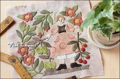 Patchwork *Pink Caramel*: A Bountiful Life 3