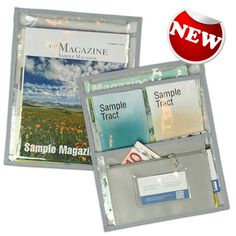 Keep your preaching supplies clean when doing memorial invitations and special campaigns. Spreading the good news is easier when organized. Shop now!