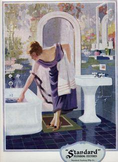 1923, Standard Plumbing