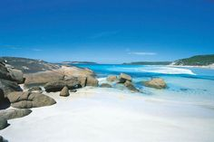 Lucky Bay, Esperance, Western Australia www.carrentalperthairport.com