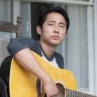 Steven Yeun AKA Glenn from The Walking Dead. such a cutie Glenn The Walking Dead, The Walking Dead Saison, Walking Dead Season 4, Walking Dead Series, Fear The Walking, Steven Yeun, Glenn Y Maggie, Dead Pictures, Zombies
