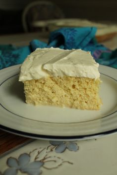 Life on Food: Tres Leche Cake
