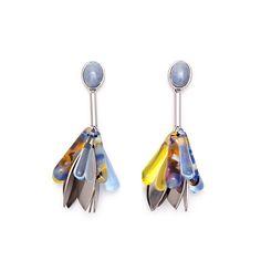 TEARDROP EARRINGS - BIMBA Y LOLA
