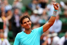Rafael Nadal Photos: French Open: Day 9