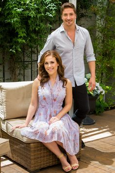 When Calls The Heart - Erin Krakow & Daniel Lissing
