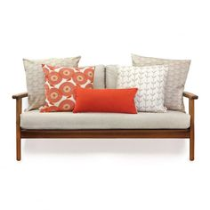 Sand & Persimmon : Set of 5 — Skinny laMinx Pillows Online, Better Together, Small Plates, New Living Room, Pillow Set, Love Seat, Couch, Colours, Throw Pillows