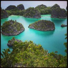 Raja Ampat Islands in Papua, Indonesia - stunning, remote diving