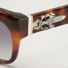 #ChromeHearts #SlussBussin #Sunglasses for #MacroMonday