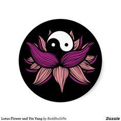lotus flower yin yang tattoo - Google Search