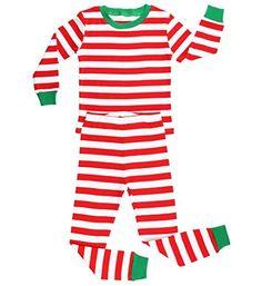 Elowel Boys Dinosaur 2 Piece Pajamas Set 100/% Cotton Size 12M-12 Years