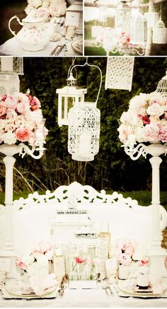 Pink Shabby Chic Weddingsjpg 6, style ideas and trends
