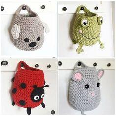 Crochet animals basket https://scontent.fcgh7-1.fna.fbcdn.net/v/t1.0-9/22549856_10203950721046479_8784273565915651300_n.jpg?oh=0aa038ea4158ec74dbf7d44f127ceece&oe=5A6B9029