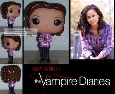Abby Bennett Custom Funko Pop - The Vampire Diaries - Custom Funko Pop Obsession Vampire Diaries Outfits, Vampire Diaries The Originals, Funko Pop Dolls, Custom Funko Pop, Original Memes, Pop Toys, Pop Vinyl Figures, Vinyls, Witches