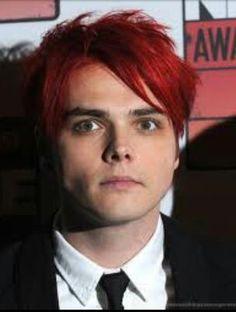 Gerard's red hair is my favorite!
