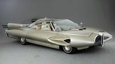 30年代から現代までの超未来思考でデザインされた素敵なコンセプトカー30選 - DNA