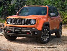 2015 Jeep Renegade - Adventure is Coming. Get Ready.