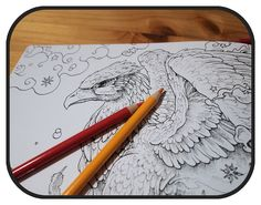 Coloring Book : Kerby Rosanes - Mythomorphia #coloring #adultcoloring #colorwithme #coloringbook #coloringfun #coloringbooks #coloringforadults http://mikkaliest.de https://www.facebook.com/MikkaLiestundPlant https://twitter.com/MikkaLiest https://de.pinterest.com/mikkaplant https://www.instagram.com/mikkaliest