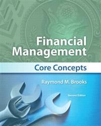 """Description: Brooks uses a tools-based approach that presents the key concepts of finance (or """"tools"""") early on in the text, followed by an application of those concepts to various finance problems. By introducing key finance concepts with personal and business-related finance examples, this text helps readers understand how the tools of finance can help them in any career or business situation."""