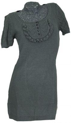 Pussy Deluxe Melina Knitdress Kleid | modern-store.de