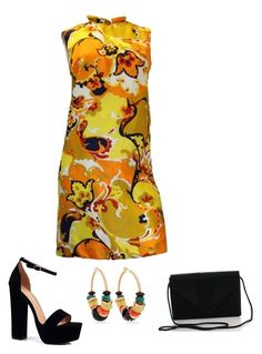 """""""Untitled #3967"""" by bbossboo ❤ liked on Polyvore featuring Boohoo and Chico's"""