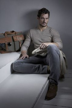 David Gandy for The Telegraph Magazine (New Pics) ~ David James Gandy