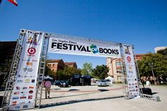 LMU Takes Its Place at Festival of Books
