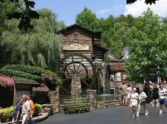 Dollywood - Pigeon Forge, Tennessee