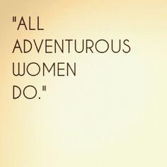 Adventurous #girls