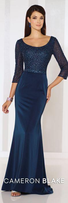 Cameron Blake Spring 2016 - Style No. 116660 #formaleveningdresses