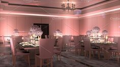 Event Ballroom by MS design on @creativemarket