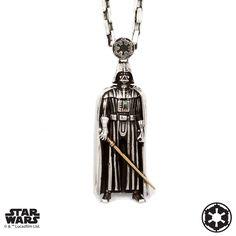 Han Cholo - Darth Vader necklace (sterling silver)