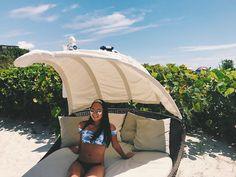 Beach Cabanas At Tradewinds Island Resorts In St Pete Florida Cabana