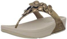 Fitflop Women's Fleur Sandal http://amzn.to/JtHuZE