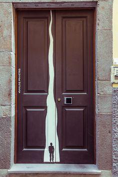 .~Very imaginative. Rua de Santa Maria by Dmitri Korobtsov, via Flickr~.