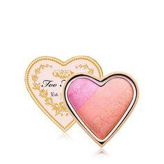Too Faced 'Sweetheart' blusher 5.5g | Debenhams